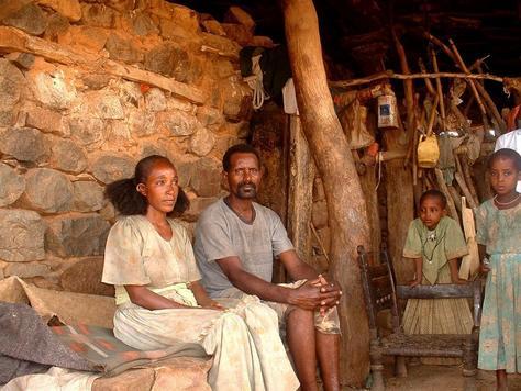 Eritrean Family