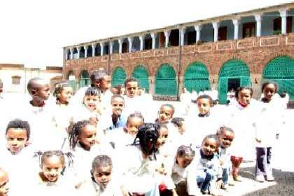 Catholic Cathedral Asmara Eritrea - Catholic elementary School
