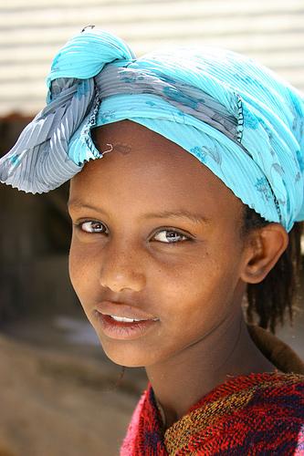 Eritrean Girl
