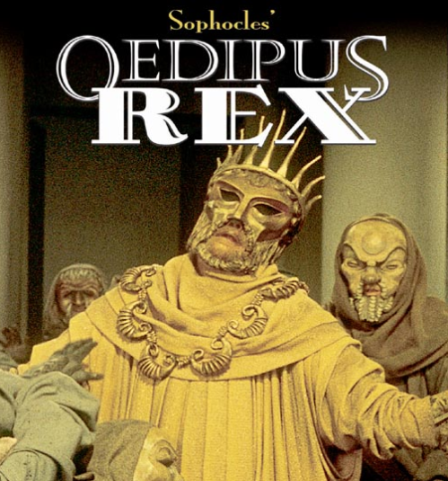 the concept of sight as a major motif in sophocles king in oedipus the king Power of the gods and religion in oedipus the king essay  sophocles's oedipus the king issued a  throughout oedipus rex, the motif of blindness and sight.