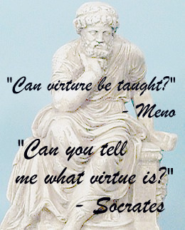 Writing an essay on socrates?