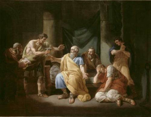 Socrates: The death of a philosopher