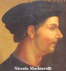 the differing views between machiavelli and thomas more on human nature This course will be a close study of the seminal works of the thinker who did more than  thomas hobbes, human nature  differing views of machiavelli.